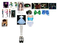 """""""Child Holly Ashley Tennyson Levin in Holly 11,Holly 11 Movies,Holly 11 Video Game 1 and Omniverse Flashbacks"""" by alexandria-trzos ❤ liked on Polyvore featuring Levin and Falke"""