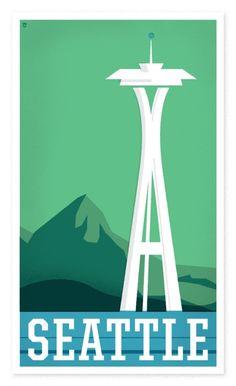 Seattle icon, Eddie Bauer home turf.