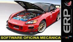 Software Oficina mecânica com ordem de serviços Honda S2000, Subaru, Sistema Erp, Japanese Domestic Market, Software, Car Illustration, Tuner Cars, Custom Decals, Car Wrap
