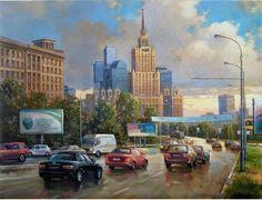 БЫЛОЕ И ДУМЫ: Москва - другая
