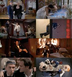 four rooms, one of my top ten favorite movies of all time! Watch it!!