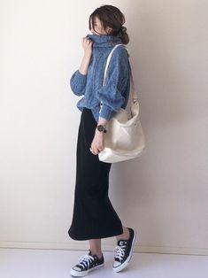 Modern Hijab Fashion, Modest Fashion, Korean Fashion, Retro Outfits, Modest Outfits, Casual Outfits, Women's Casual, Japan Fashion, Daily Fashion