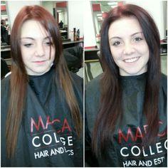 Hair color! Hair Color, Women, Fashion, Moda, Women's, La Mode, Hair Colors, Fasion, Haircolor