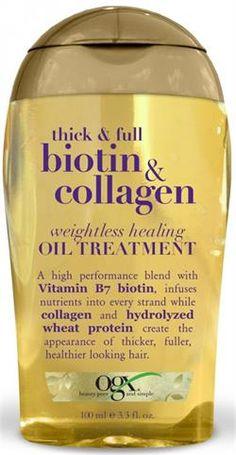 Organix Serumu Biotin Collagen 100Ml