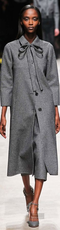 Rochas.Fall 2015. women fashion outfit clothing style apparel @roressclothes closet ideas