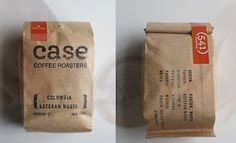 Case Coffee Roasters in Ashland, OR.