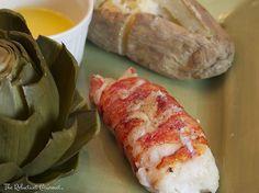 Sous Vide Lobster