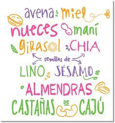 Tandem, Reyes, Plaza, Typography Design, Packaging Design, Fonts, Branding, Snacks, Healthy