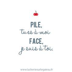 Mot doux du jour   La Chérie sur le Gâteau - Site d'inspiration de demandes en mariage originales