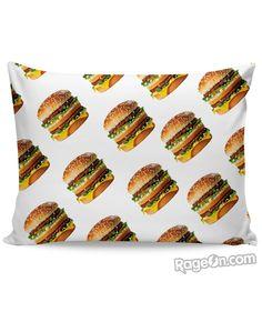 Big Mac Pillow Case
