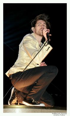 This blog is about the lovely, and handsome Davey Havok. I don't own anything I post.