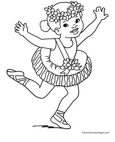 Princess coloring pages, sheets, pictures 17