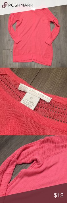 Cute Sweater Size XS. Brand - Design History. Good used condition Design History Sweaters
