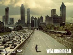 A nice place to vacation? Atlanta in The Walking Dead