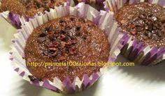 Cupcakes de Chocolate (Paleo) – Manias de uma Dietista