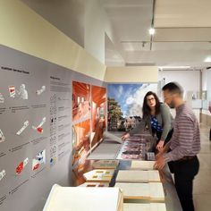 Mæ's AtHome in Britain exhibition at the RIBA Architecture gallery