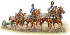 French Napoleonic Horse Artillery Uniforms | Help Forgot Password?