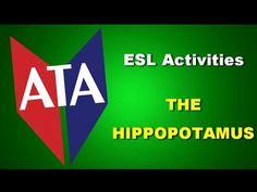 ESL Activities - The Hippopotamus