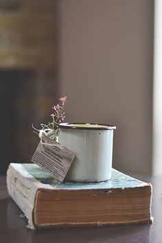 ahhh -- a book, a cup of coffee/tea & a quiet day. Two of my very favorites things in Life. Coffee And Books, Coffee Love, Coffee Break, Coffee Shop, Coffee Cups, Tea Cups, Cup Of Tea, Drink Coffee, Momento Cafe