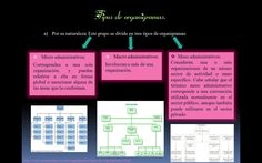 tipos de organogramas: por su naturaleza