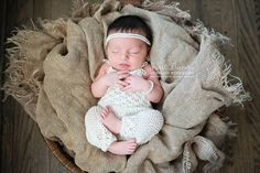 Newborn baby boy or girl hand knitted Romper Overall with double braided TIEBACK/ Luxury yarn Photography Prop/ Merino Wool Romper
