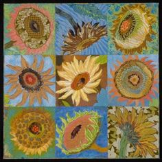 597 best Contemporary or Art Quilts