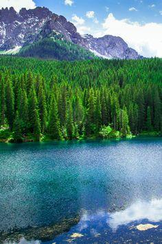 lsleofskye:  lago di Carezza