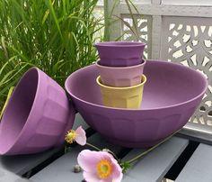 Schale (L), violett