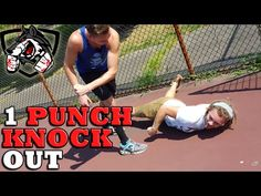 How to Knock Someone Out with One Punch - YouTube