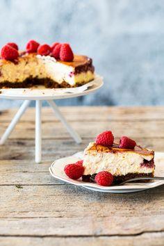 Sweet Bakery, Air Fryer Recipes, Dessert Recipes, Desserts, Flan, High Tea, Panna Cotta, Sweet Tooth, Good Food