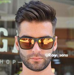 2017 남자 헤어스타일 - The art of skills Short Hairstyles For Older Men, Mens Summer Hairstyles, Mens Medium Length Hairstyles, Cool Hairstyles For Men, Men's Hairstyles, Mens Hairstyles Fade, Latest Hairstyles, Wedding Hairstyles, Medium Short Hair