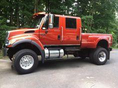 International-harvester - used international harvester cxt - Mitula Cars Jacked Up Trucks, Diesel Trucks, Custom Trucks, Semi Trucks, Cool Trucks, Chevy Trucks, Pickup Trucks, Lifted Chevy, Medium Duty Trucks