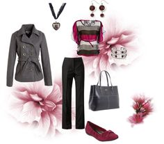 Back to Work 7 - Polyvore
