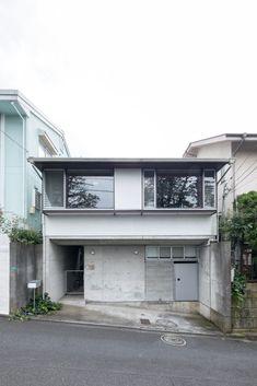 Le Corbusier, Modern Houses, Tiny Houses, Cozy House, Interior And Exterior, Facade, House Design, Outdoor Decor, Buildings