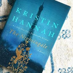 Has anyone read this beautiful book? I'm halfway through and I can't put it down. Such a beautiful story about two sisters during World War II... don't tell me how it ends!! #TheNightingale #RWBookClub #Shh