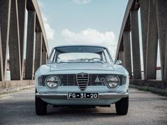 Sunset plymouth classic car wallpaper cars wallpapers car porn 1966 alfa romeo giulia sprint 1600 gt airows thecheapjerseys Images