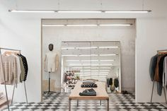 Our Legacy flagship store