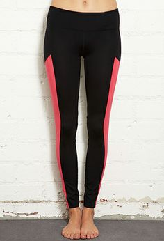 Colorblocked Performance Legging | FOREVER21 - 2000063236, here comes track season!!!