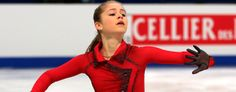 Julia Lipnitskaia nearly walked away from figure skating. (Getty Images)