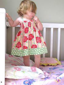 sweet emmelie: Summer Time Fun Dress Tutorial