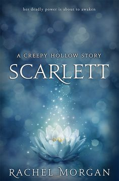 Scarlett (A Creepy Hollow Story) ~ taste a darker side of the magical world in this companion to the bestselling Creepy Hollow series.
