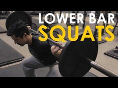 How to Low Bar Squat With Mark Rippetoe | The Art of Manliness - YouTube