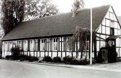 Waschhaus für das Krankenhaus in den 50er Jahren  (Bild: Aloys Pohlmann)