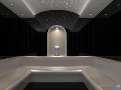 STEAM ROOM Home Spa Room, Spa Rooms, Sauna Steam Room, Bathtub, Wellness, Interior, Hama, Standing Bath, Indoor