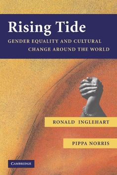 Inglehart R., & Norris P. 2003. Rising tide: Gender equality and cultural change around the world. Cambridge, England: Cambridge University Press.