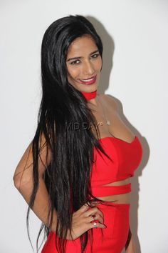 Poonam Pandey at a film launch event in Hyderabad. #Bollywood #Fashion #Style #Beauty #Hot #Sexy