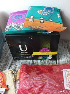free period kit samples