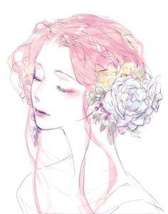 Girls Anime, Anime Art Girl, Pretty Art, Cute Art, Aesthetic Art, Aesthetic Anime, Otaku, Manga Drawing, Character Design Inspiration