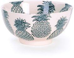 Pink Pineapple 12-Oz. Bowl