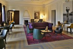 Fleesensee Schlosshotel By Kitzig Interior Design Architecture Group Germany Retail